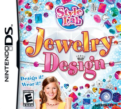home design ds game style lab jewelry design ds game