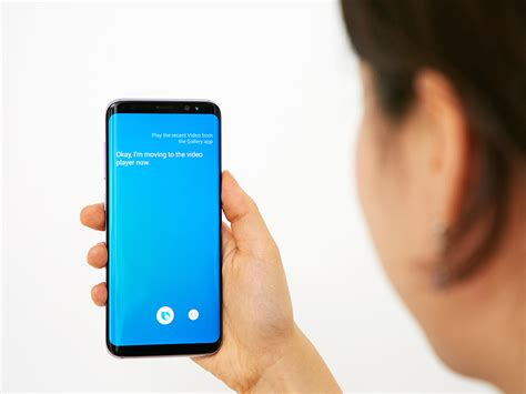 Samsung Bixby by Samsung Galaxy S8 Bixby Button Remapped To