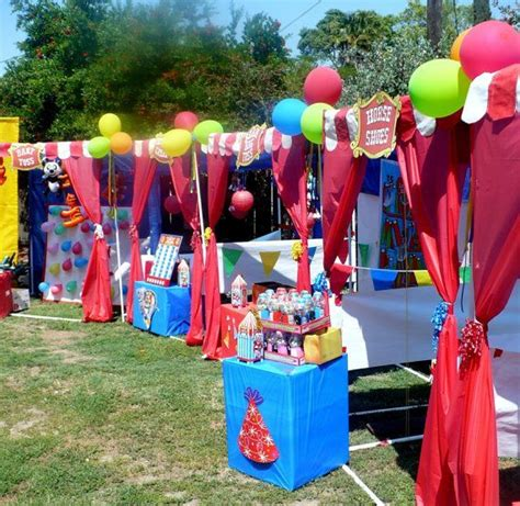 carnival c themes carnival booth pvc frame plans diy carnival booths