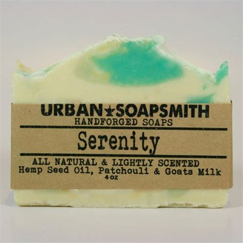 Mountain Detox Soap by Serenity Hemp Goats Milk Soap Soap Cold
