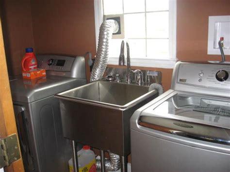 stainless steel slop sink griffin utility sink lt 118 griffin lt 118 21 x 18