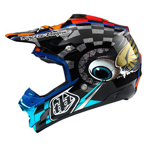 motocross helmet designs troy lee designs new mx tld 2015 se3 baja motocross dirt