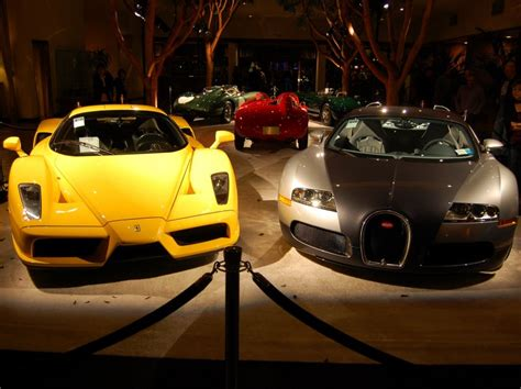 yellow and silver bugatti bugatti veyron metallic grey with silver yellow enzo