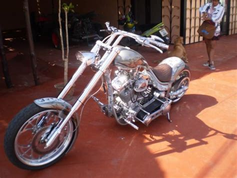 Knalpot Custom Harley Ss harley davidson 2007 custom chopper ss 1800cc with green book club chopper forums