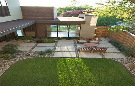 Large Concrete Patio Pavers With River Rock In Between Large Concrete Pavers For Patio
