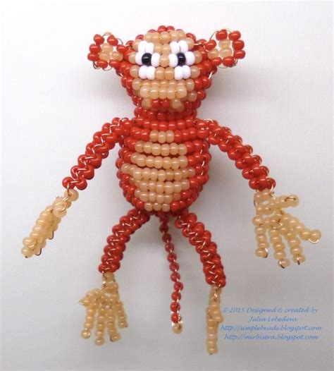 3d beaded 1850 best images about animalitos insectos frutas y