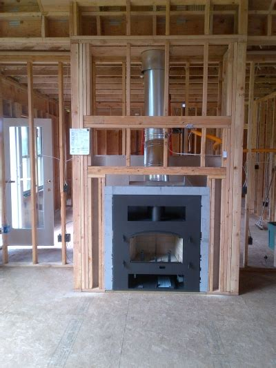 new construction fireplace provided by wood burning fireplace in new construction portland fireplace shop