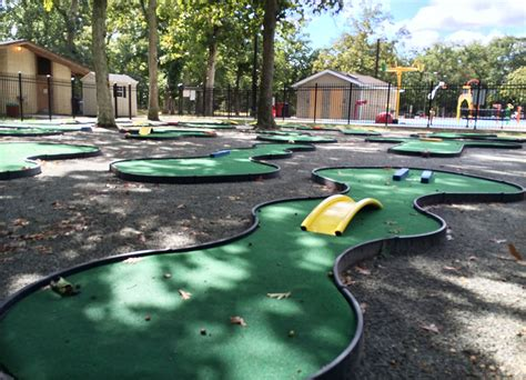 Step 2 Mini Park Golf Course bridgeton opens new mini golf course news pressofatlanticcity