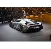 Lamborghini Veneno Named World's Ugliest Car  Autoevolution