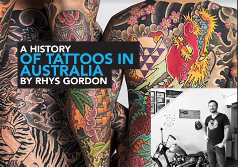 tattoo history in australia body art archives history council of new south wales