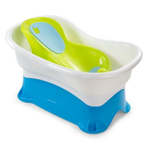 summer baby bathtub summer infant right height bath center tub walmart ca
