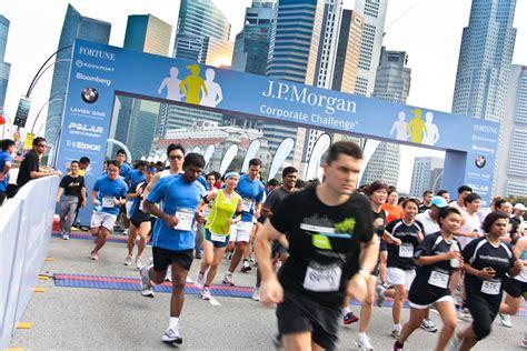 jp corporate challenge jp corporate challenge singapore 2017 just run lah