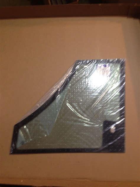 deere  sg   backhoe window glass door  left  finney equipment  parts