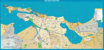 san juan map hotel locations world library and information congress