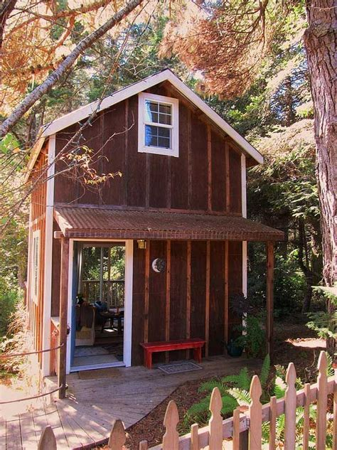 12x12 two story tiny house small spaces and tiny