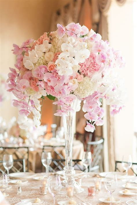Floral Centerpieces to die for!! Large Orchid Centerpieces