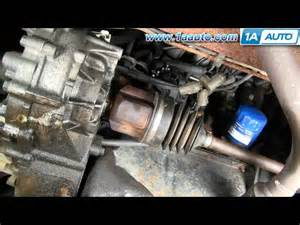 P0420 Pontiac Sunfire How To Install Replace Ignition Coil Chevy Cavalier Html