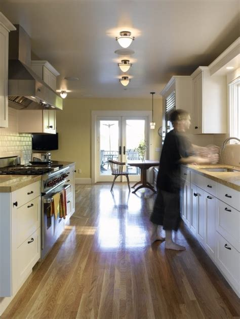 small galley kitchen design with home depot natural hickory kitchen 261 best covert op images on pinterest kitchen soffit