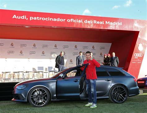 Audi e Real Madrid, ecco le nuove auto dei Galacticos Audicafe.it