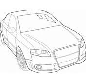 Coloriage Voiture Audi A Imprimer Gratuit