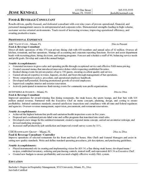 Resume Sles Of Cook resume exles for cooks 28 images prep cook and line