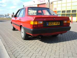 1984 Audi 80 Sport 1984 Audi 80 Sport For Sale Offers Around 163 300 Retro Rides