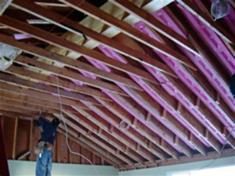 Raising A Ceiling by Raising The Ceiling Construction Contractor Talk