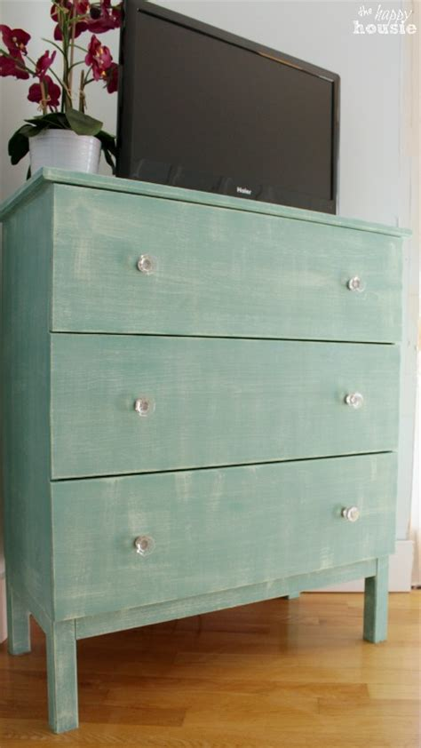 Tarva Nightstand Hack Ikea Hack Tarva Dresser With Faux Painted Linen Texture
