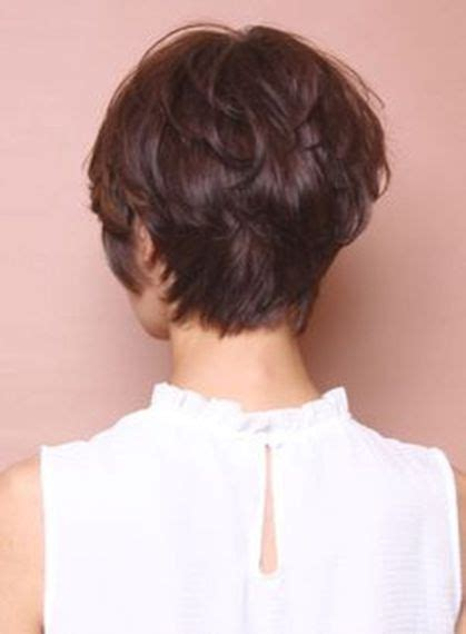 pinning back a pixie 60 cool back view of undercut pixie haircut hairstyle