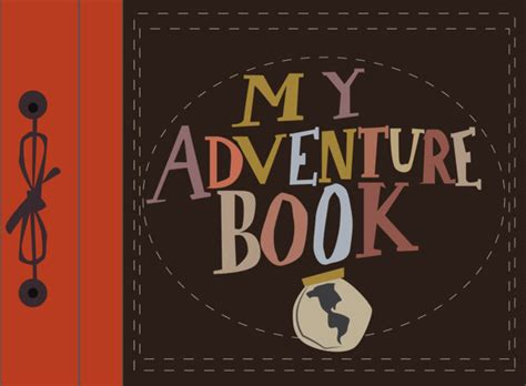 adventure picture books my adventure book pixar up digital