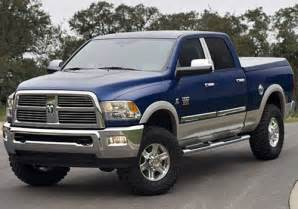 dodge ram truck with lift kit