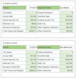 adp pay stub template free pay stub templates excel word social funda