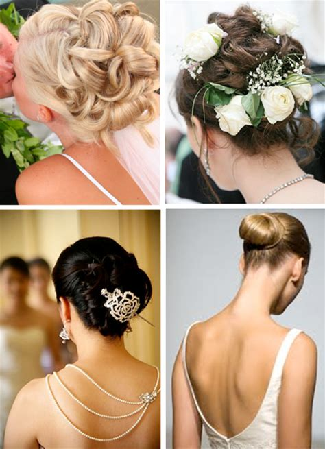 bridal hairstyles different wedding hairstyles for long hair modern wedding