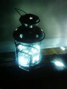 twinkle lights la vie en blanche ikea lantern twinkle light