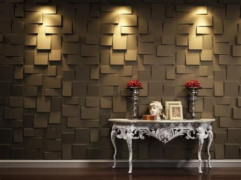contemporary  wallpaper  lighting decoration  wall
