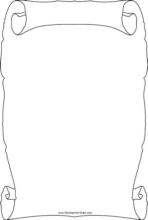 pergaminos para imprimir pin bordes y marcos para dibujos de pergaminos on pinterest