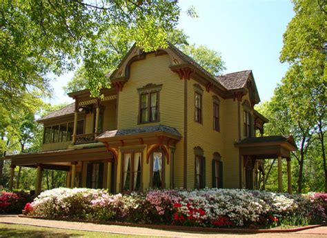 Mcclendon House by Gt Departments Gt Historic Preservation
