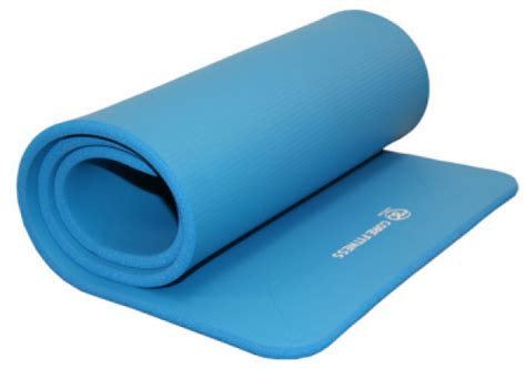 rubber sting mat igc fitness plus mat 15mm with eyelets