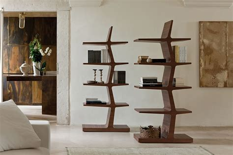 designer bookshelves 5 trendy modern bookshelves that unleash warmth of wood
