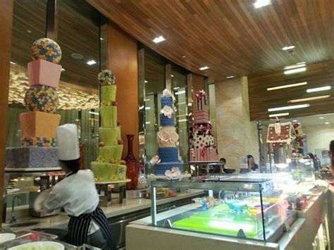 buffet area picture of solaire resort casino