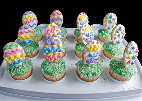 Decorating Ideas For Easter Cupcakes Easter Cake And Cupcake Decorating Ideas Family