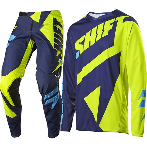 A Jersey Shift For Less by Shift 2017 New Mx 3lack Label Jersey Pant Mainline Flo