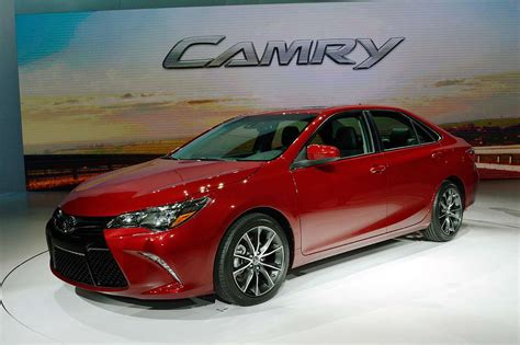 The Price Of Toyota Camry 2015 Toyota Camry Review Release Date Price