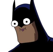 Batman Meme Template - batman derp blank template imgflip