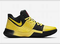 Nike Kyrie 3 Bruce Lee Kobe Bryant Tribute | Kicksologists.com Lebron 9 Year Of The Dragon