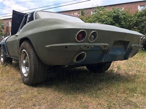 1965 corvette frame redone frame 1965 chevrolet corvette convertible c2