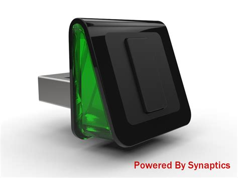 Usb Fingerprint Scanner synaptics usb fingerprint scanner gives any pc biometric
