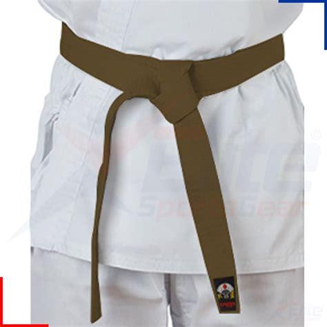 carta martial arts belt karate judo taekwondo kickboxing