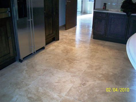 Floors And Decor Houston by Decorating Chic Travertine Tile Kitchen For The Beauty Of