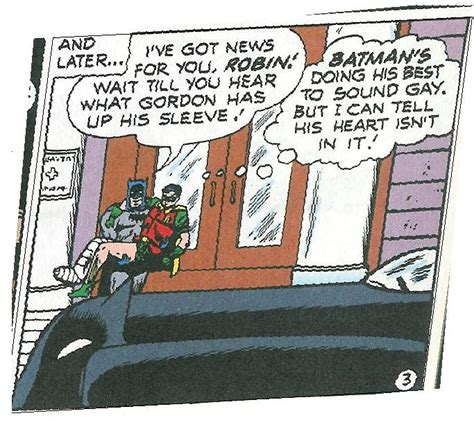 Finally I Can Be A Jetson Well Maybe by Grant Morrison Says Quot Batman Is And A Sexual
